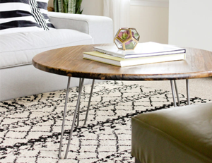 Simple DIY Furniture Projects To Add Some Scandinavian Style To Your Home