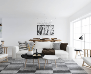 Get inspired: Three beautiful Scandi style interiors